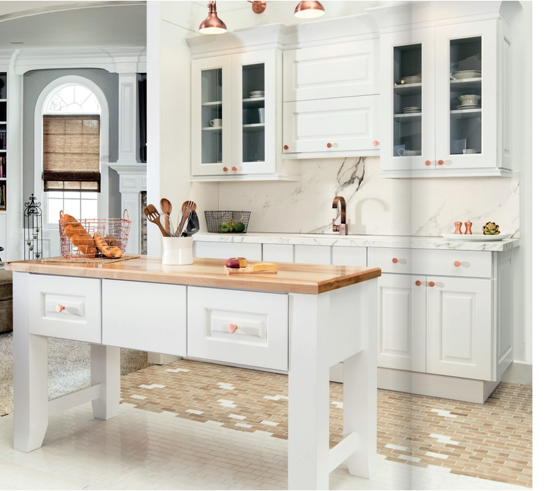 White Kitchen Cabinets in Cartersville, GA: Pros and Cons